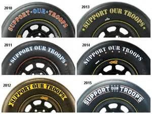 Car Tire In Years Jayski S 174 Nascar Silly Season Site Goodyear News Tire