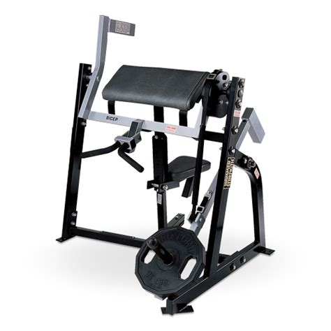 Alat Fitness Home Arm Curl seated biceps plbi fitness