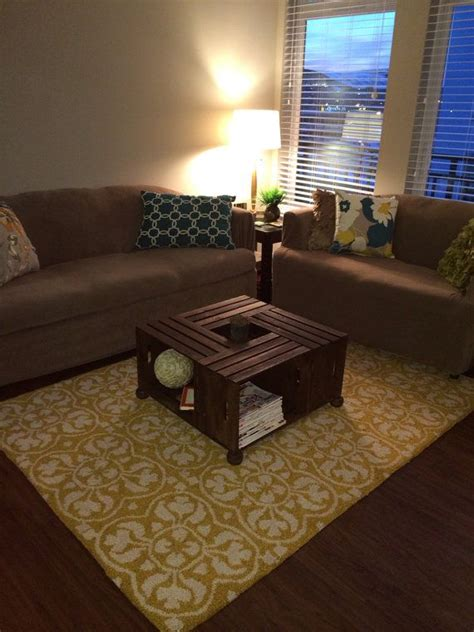 Apple Crate Coffee Table by Apple Crate Coffee Table Made To Order By Carriesrusticrubbish 150 00 I Want
