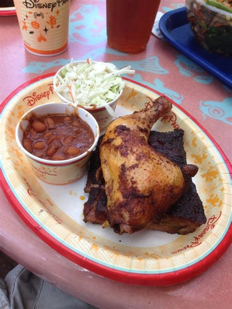 house of chicken and ribs flame tree bbq at disney s animal kingdom
