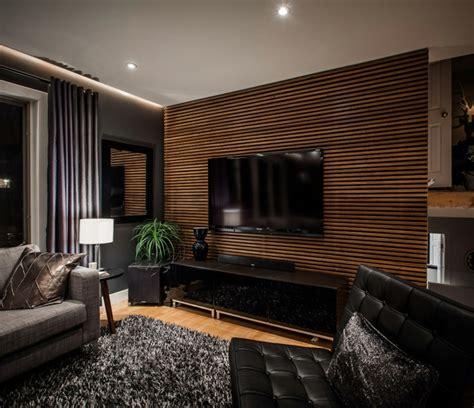 wohnzimmer aus holz moderne wohnwand aus holz luxus wohnzimmer