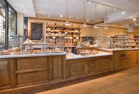 Long Kitchen Design le pain quotidien design interior design firm new