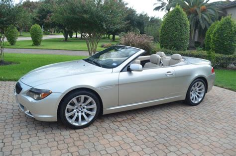 how does cars work 2006 bmw 6 series transmission control sell used 2006 bmw 6 series 650ci in weatherford texas united states for us 10 000 00