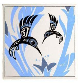 tattoo prices cork north coast indian hummingbird design trivet blue