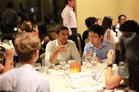 honors business association holds annual company dinner - Dinner Company