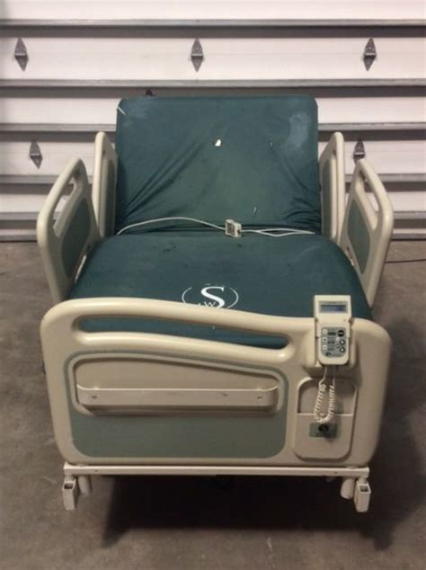 used sizewise sw2000 bari rehab platform 2 bariatric bed beds electric for sale dotmed listing