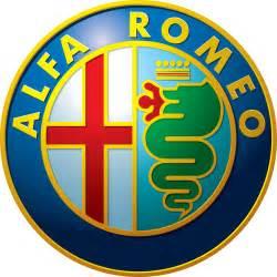 What Does The Alfa Romeo Logo Logo Alfa Romeo Logotipos Y Dise 241 Os Para Que Busques Tu