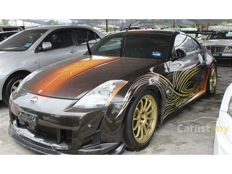 nissan coupe 2005 nissan 350z 2005 3 5 in kuala lumpur automatic coupe grey