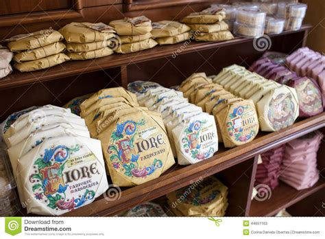 panforte fiore panforte in a siena grocery editorial stock photo image