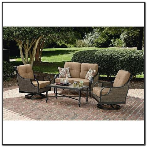 La Z Boy Patio Furniture by Mainstays Patio Furniture Replacement Cushions Patios