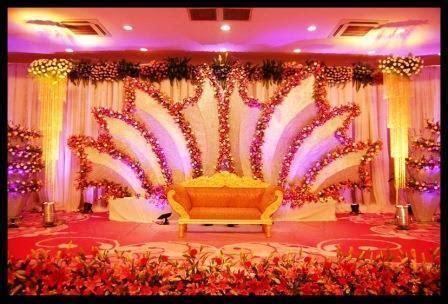 Stage/Flower Decoration in Chennai by Sri Sai Shakthi