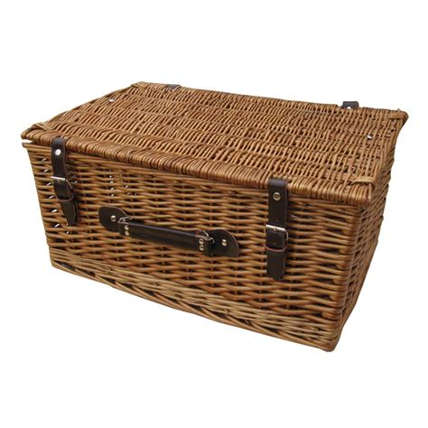 home storage baskets keswick white wash wicker storage