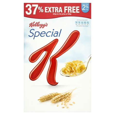 special k energy drink kellogg s special k 550g family cereal cereal food