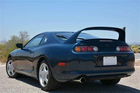 stock turbo cars stock 1994 toyota supra turbo could be yours for the