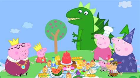 peppa pig peppa loves peppa pig english episodes peppa loves food 071