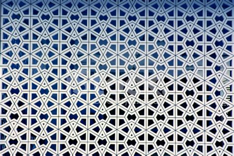 islamic pattern information islamic patterns on a mosque stock photos freeimages com