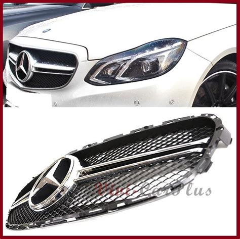 Mercedes W212 E500 Durable Premium Car Cover List Black new e63 type mesh black front grille fit w212 2014 e class e350 e500 avantgarde