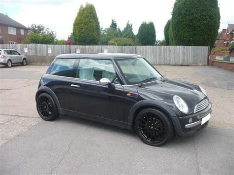 mini black fowkes auto