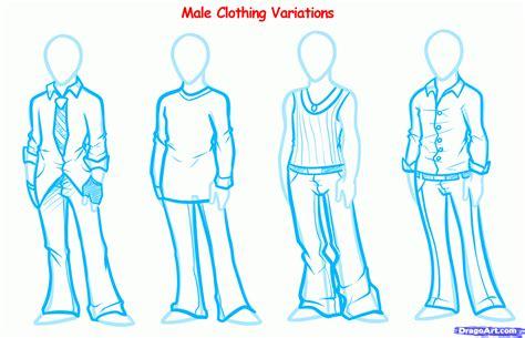 cara menggambar baju nocoment141