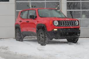 Jeep Renegade Lifted 2015 Subcompact Culture Car Of The Year Jeep Renegade