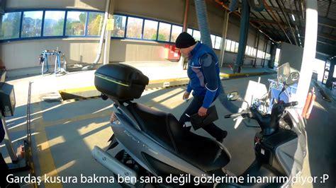 motosiklet muayene mevzusu ve dikkat edilmesi gereken