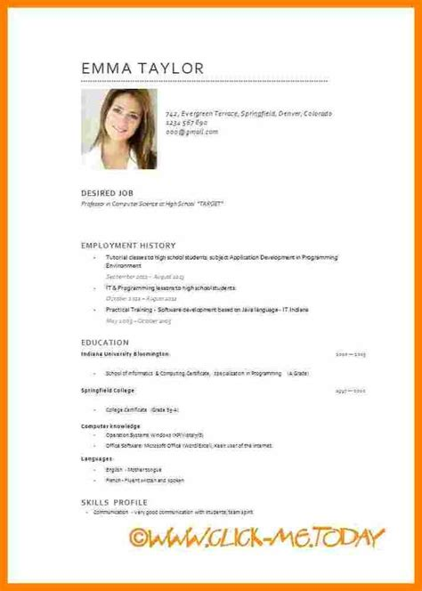 Resume Word Doc Or Pdf 6 curriculum word 2017 resume pictures