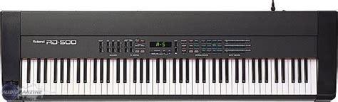 Keyboard Roland Rd 500 rd 500 roland rd 500 audiofanzine