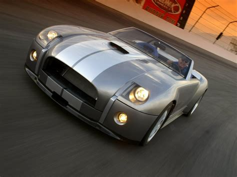 ford shelby cobra concept cars showroom ford shelby cobra concept