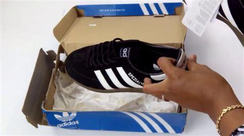 Sepatu Adidas Spezial sepatu sneakers adidas handball spezial black run white