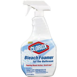 clorox bleach foamer for the bathroom ewg s guide to healthy cleaning clorox bleach foamer for