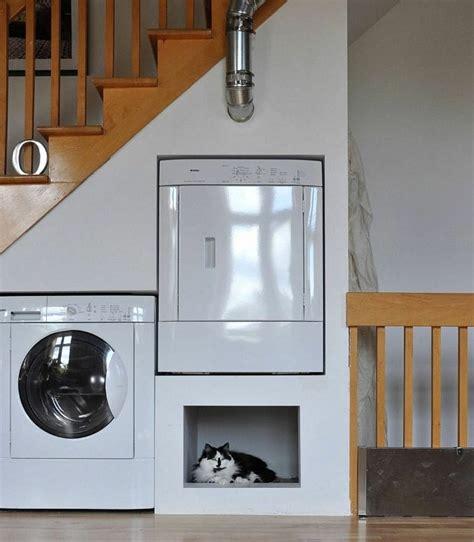 Lave Linge Pour Petit Espace by Meuble Machine 224 Laver Pour Un Coin Buanderie Pratique