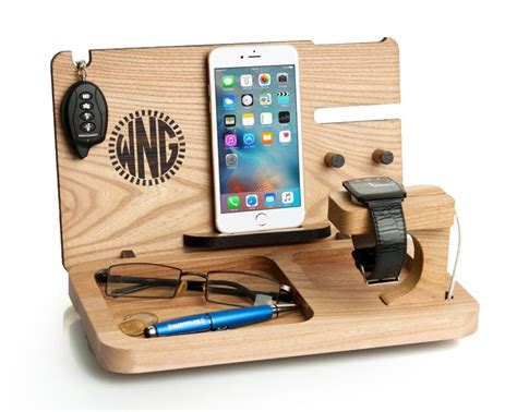 Mens Desk Organizer 25 Unique Station Ideas On Pinterest Wood Station Diy Wood Phone Stand And