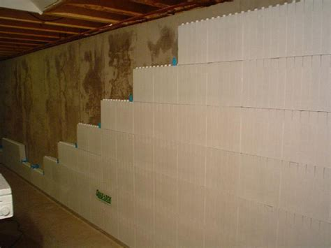 Should I Insulate Interior Walls by Applying Spray Foam To The Walls Of The Basement With A