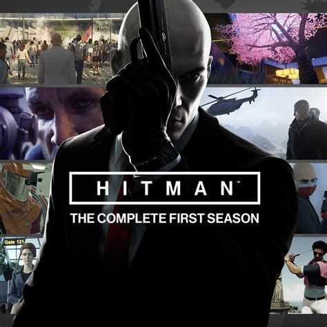 hitman the complete season cheats gameplay ps4 xbox one guide unofficial books hitman the complete season for playstation 4 2016