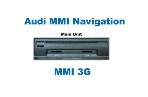 Audi A6 Mmi Radio Plus umr 252 st set mmi radio plus auf mmi navigation plus audi a6
