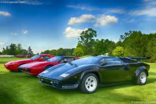 84 Lamborghini Countach Auction Results And Data For 1984 Lamborghini Countach