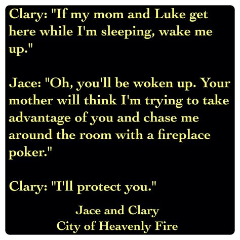 Novel Mortal Instruments City Of Heavenly jace lightwood and clary fairchild city of heavenly by clare the mortal