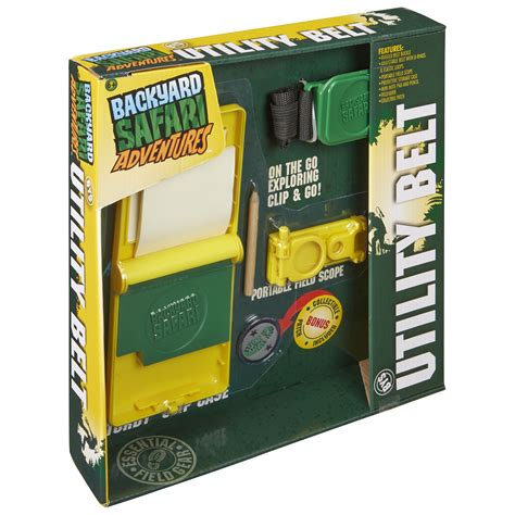 backyard safari backyard safari utility belt alexbrands com