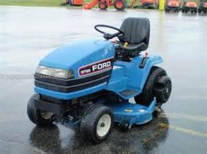 1992 ford gt65 mower for sale at equipmentlocator