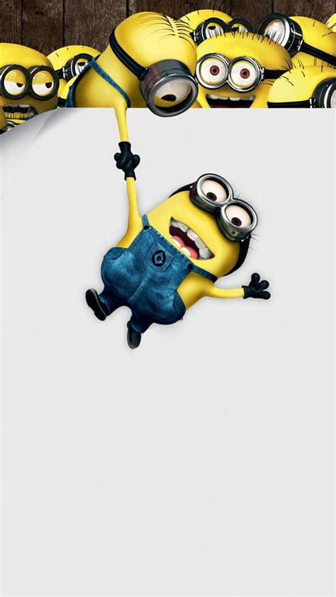 wallpaper for iphone 5 minion minion wallpaper minions pinterest wallpaper for
