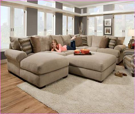 comfy sectional sofa home design ideas