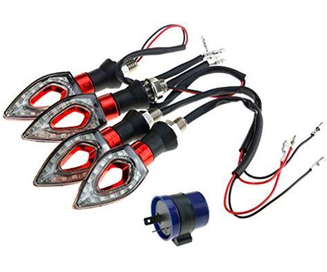 Motorrad Blinker Ohne Batterie by Mit 12 Led 4 St 252 Ck Universal Motorrad Blinker Licht