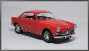 Alfa Romeo Diecast Diecast Alfa Romeo Giulietta Sprint Modelcar Miniminiera
