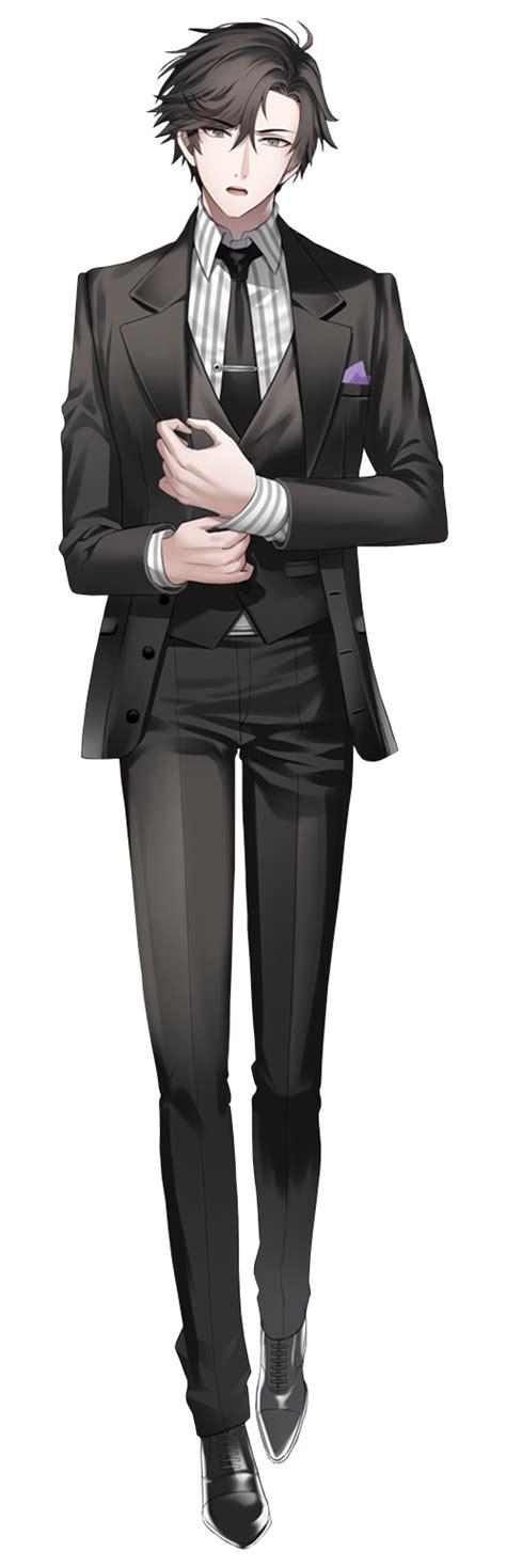 Jumin Han Mystic Messenger Wiki Fandom Powered By Wikia Anime Boy In Suit Drawing Free
