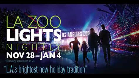 La Zoo Lights Sneak Peak Youtube La Zoo Lights Any Tots