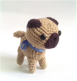 pattern visitor exle ravelry cute pug amigurumi pattern by marie recin 233