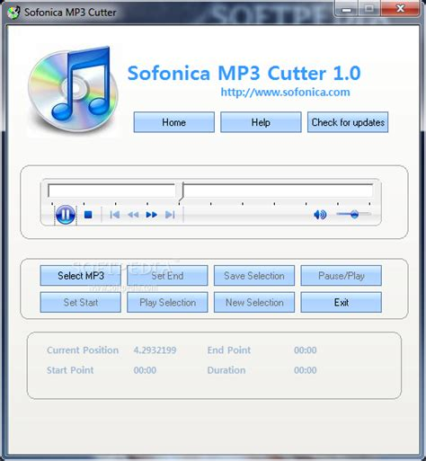 mp3 cutter old download free last version on win 8 download sofonica mp3 cutter 1