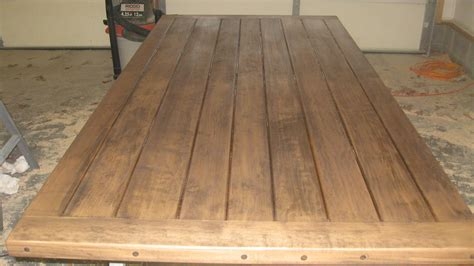 How To Fix A Mottled Stain Finish On Maple Woodworking