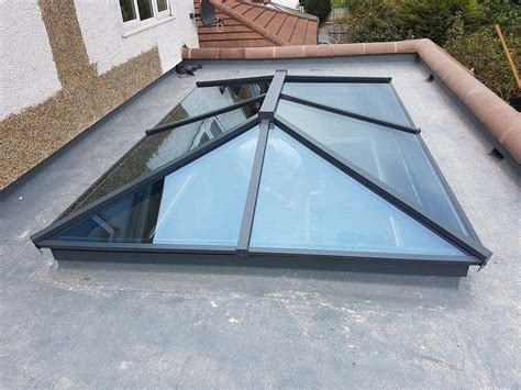 Lantern Roof Lights Lantern Skylights Dorking Glass Light Roof