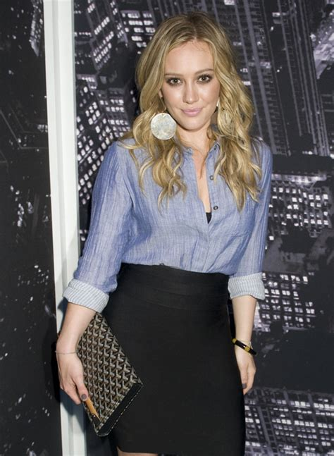 In Hilary Duffs Closet Louis Vuitton Limelight Clutch by The Many Bags Of Hilary Duff Purseblog